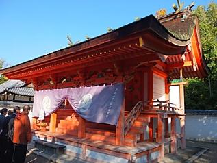 壺井八幡宮拝殿, 1011.jpg