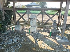 新田義重夫婦の墓と言われて居る・太田市徳川町, 1267.JPG