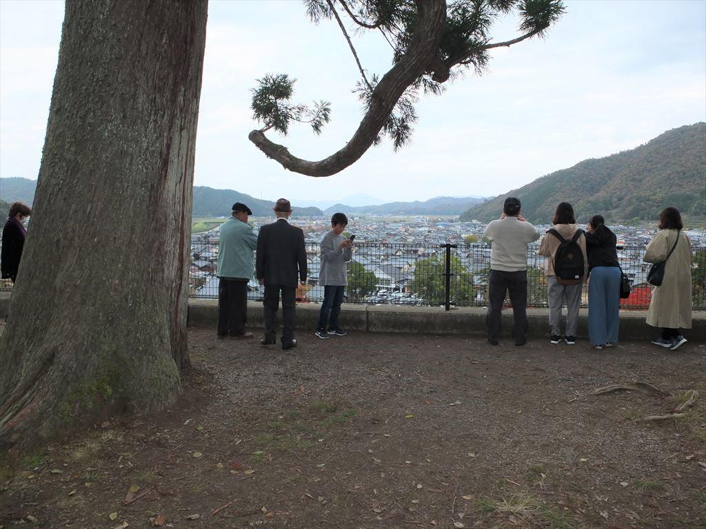 R01総会 出石城跡