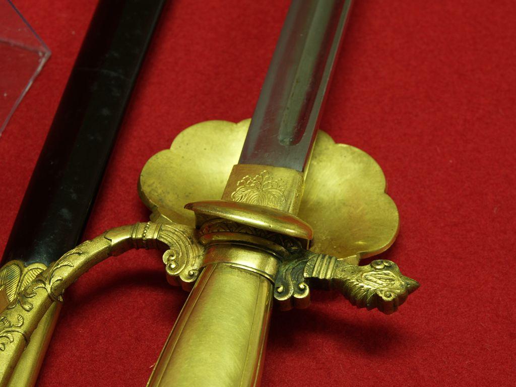 義路公佩用 儀礼刀 4